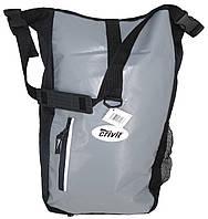 Велосипедная сумка, велосумка с дождевиком 20 L Сrivit 300599 grey