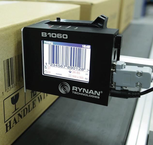 Термоструйный маркиратор Rynan B1060 (2.54 см печатающая голова)