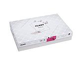 Комплект постельного белья  Clasy сатин размер полуторный KAVALA V1, фото 2