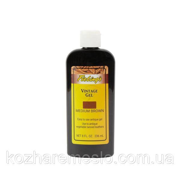 Антік - гель FIEBING'S для шкіри 30 мл середньо-коричневий(не оригінальна упаковка)