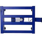 Весы электронные торговые напольные Domotec со стойкой до 300-350 кг (2853), фото 3