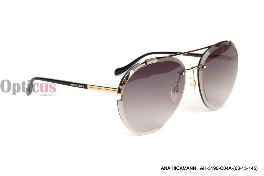 Окуляри сонцезахисні ANA HICKMANN AH3196 C04A