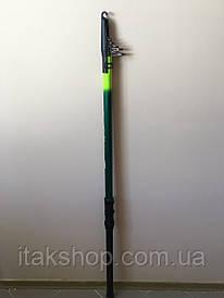 Болонское телескопическое удилище Royal Fish Pole Rod 600 Удочка с кольцами