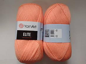 Пряжа Элит (Elite) Yarn Art, цвет персиковый 622