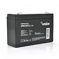 Акумуляторна батарея MERLION AGM GP612F2 6 V 12Ah ( 150 x 50 x 95 (100) ) Q10