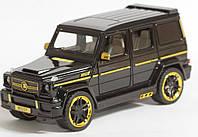 1:24. Mercedes-Benz AMG G-500  Черный, фото 1