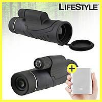 Монокуляр Binoculars 40x60 TJ с двойной фокусировкой + чехол и power bank в Подарок!