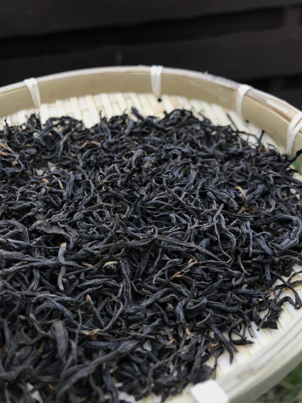 Красный чай Лапсан Сушонг премиум 2021 год 100 г