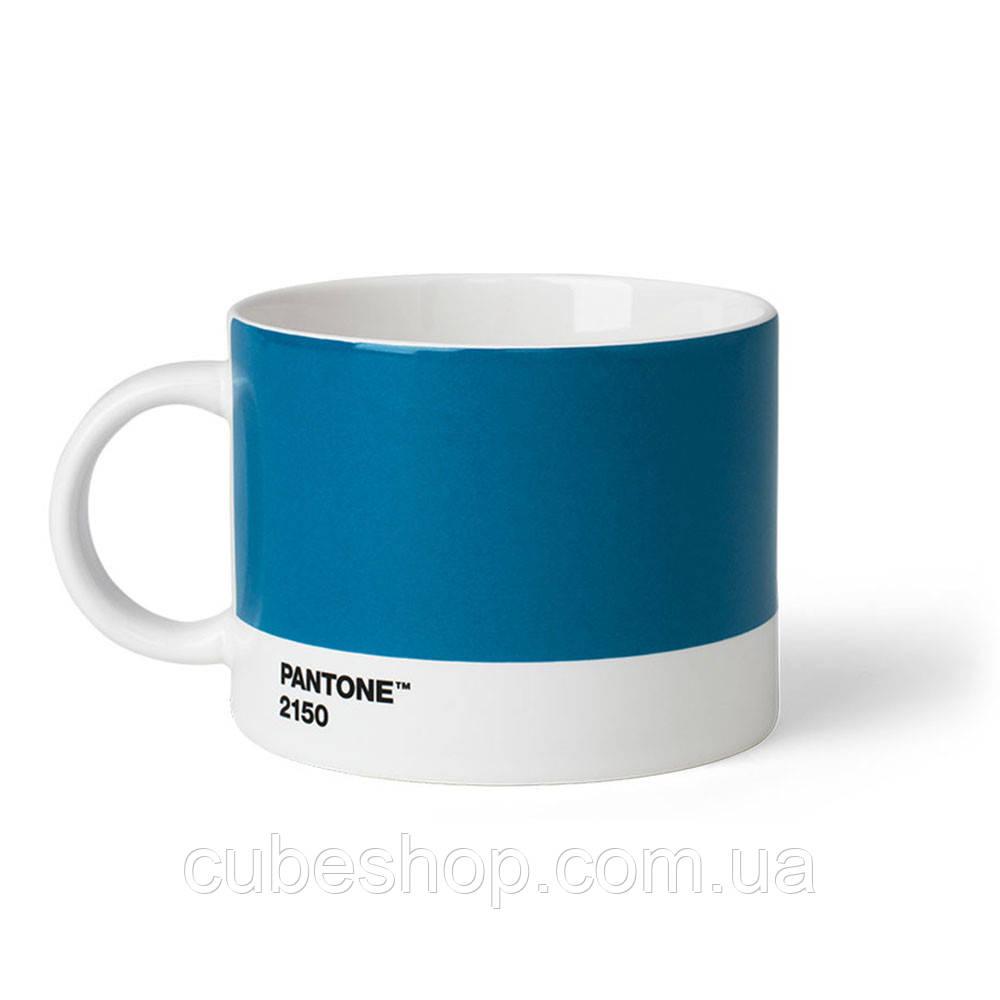 Кружка PANTONE Living Blue 2150 (475 мл)