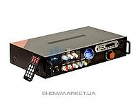 SKY SOUND Трансляционный усилитель мощности Sky Sound ST-102а (2*40W)