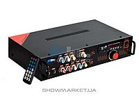 SKY SOUND Микшерный пульт с усилителем Sky Sound SK-088 (2*100W)