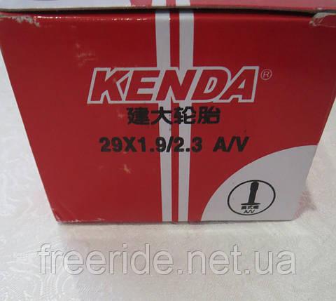 Вело камера KENDA 29 х1,90 / 2,30, фото 2
