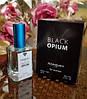 Женская туалетная вода Yves Saint Laurent Black Opium (Ивсент Лоран Блэк Опиум) тестер 50 мл Diamond (реплика)