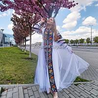 Дизайнерські вишиті плаття МВ-130с