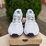 Мужские кроссовки Adidas ZX 500 (серые) 10147, фото 2