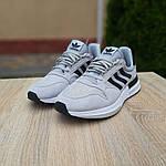 Мужские кроссовки Adidas ZX 500 (серые) 10147, фото 6