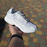 Женские кроссовки Adidas Falcon (белые) 20020, фото 2