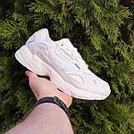 Женские кроссовки Adidas Falcon (белые) 20020, фото 8