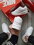 Мужские кроссовки Nike Air Max 90 (белые) 402PL, фото 2