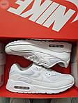 Мужские кроссовки Nike Air Max 90 (белые) 402PL, фото 5