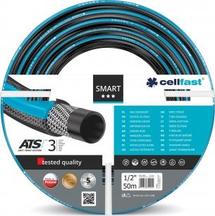"Огородный шланг Smart 1/2"" L-50м ТМ CellFast"
