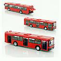 """Автобус инерционный 9690C (Красный) """"АВТОПРОМ"""", фото 2"""