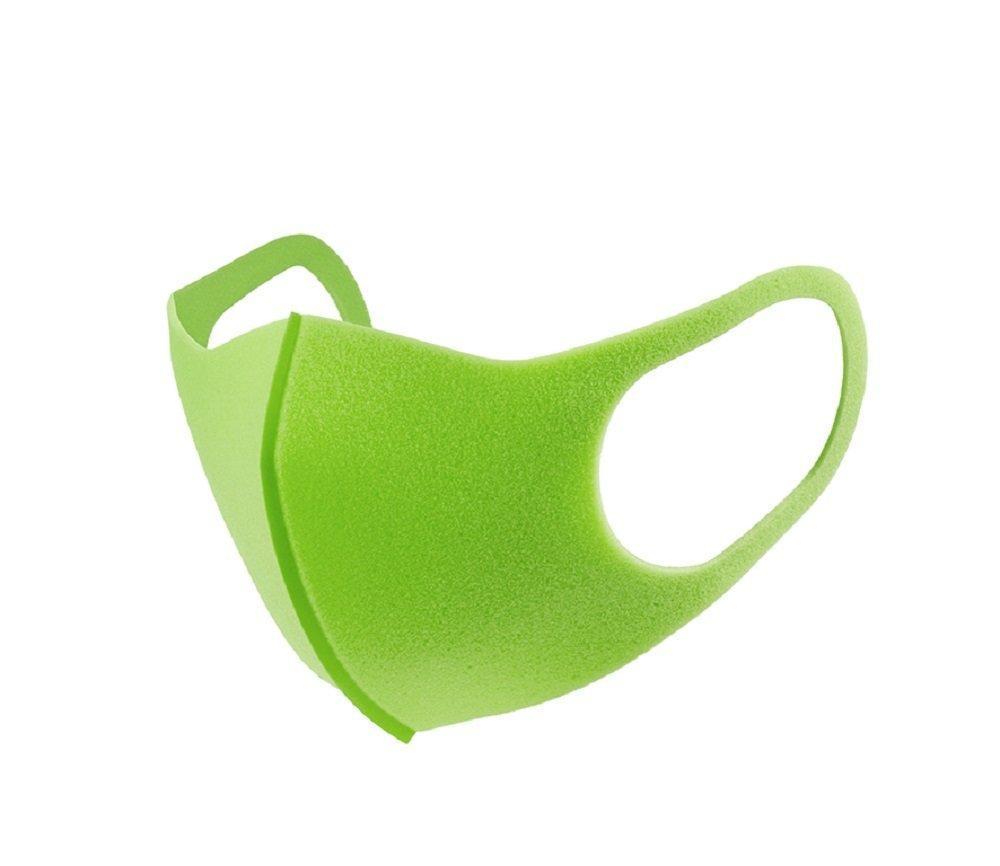 Детская маска Питта для защиты органов дыхания Зеленая (hub_vxHP84683)