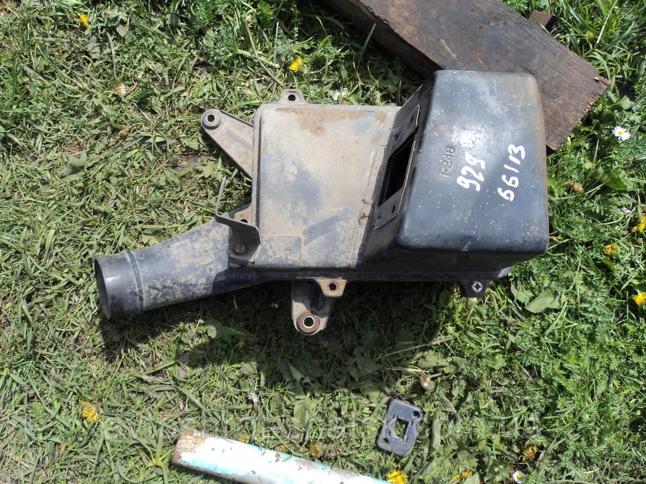 Б/У корпус воздушного фильтра мазда 929 2.2