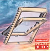 Мансардное окно VELUX GZL 1051 B. Ручка снизу