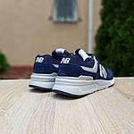 Мужские кроссовки New Balance 997 (синие) 10155, фото 2
