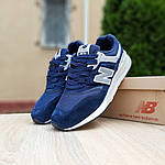 Мужские кроссовки New Balance 997 (синие) 10155, фото 5
