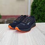 Жіночі літні кросівки Puma (чорно-помаранчеві) 20114, фото 4
