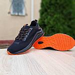 Жіночі літні кросівки Puma (чорно-помаранчеві) 20114, фото 9