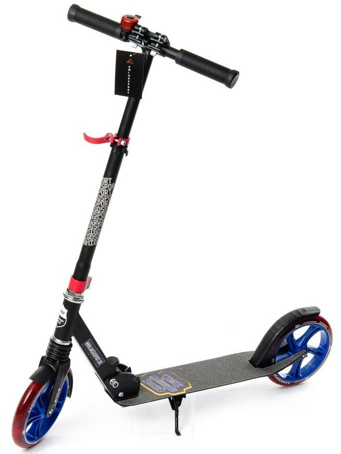 Двоколісний Самокат для дітей Amigo Sport Super Groove