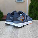 Чоловічі кросівки Adidas Nite Jogger (темно-сірі) 10159, фото 2