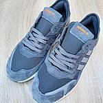Чоловічі кросівки Adidas Nite Jogger (темно-сірі) 10159, фото 7