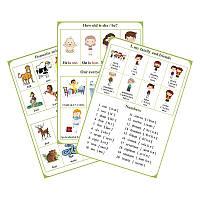 Тематичні картки з англійської мови