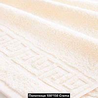 Полотенце махровое Crema, Полотенце 100*150 Crema