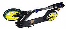 Самокат двухколесный для детей Amigo Sport Prime Super, фото 3