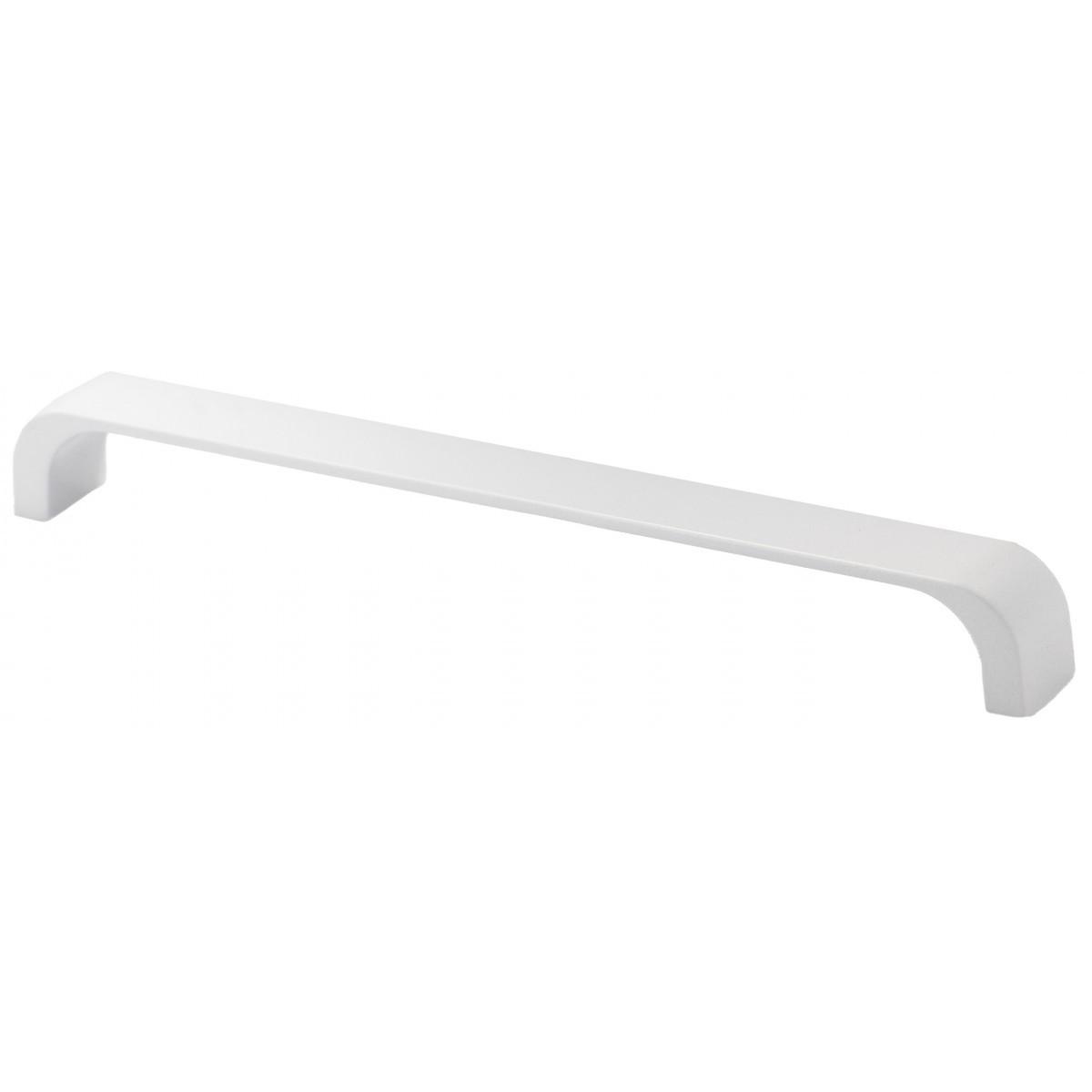 Ручка мебельная Ozkardesler 5221-013 DOLUNAY 192мм Белая