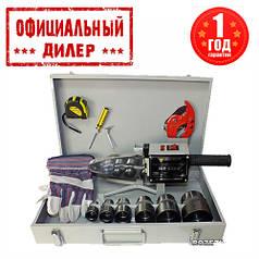 Паяльник для пластиковых труб с ножницами труб Forte WP6320