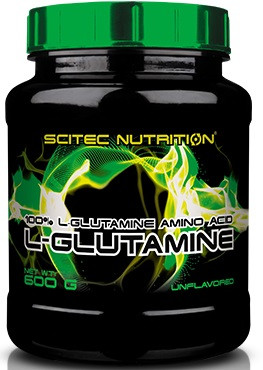 Глютамин Scitec Nutrition - L-Glutamine (600 грамм)