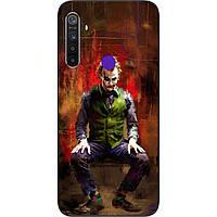 Силиконовый чехол для Realme 5 с картинкой Джокер
