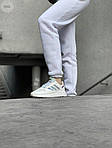 Женские кроссовки Adidas Commonwealth ZX 500 RM (белые) 410GL, фото 2