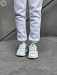 Женские кроссовки Adidas Commonwealth ZX 500 RM (белые) 410GL, фото 3
