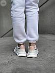 Женские кроссовки Adidas Commonwealth ZX 500 RM (белые) 410GL, фото 6