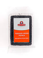 Икра Тобико Чёрная Замороженная Санта Бремор (0,5 кг.)