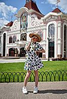 Дитяче літнє плаття для дівчинки, фото 1
