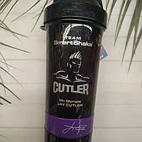 Smart Shake Cutler 600 мл шейкер Катлер смарт, фото 1