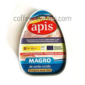 Консервированная свинина Apis Magro 220g